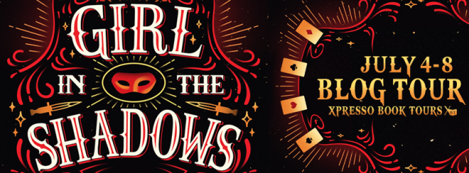 Girl In The Shadows - Tour Banner