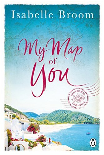 My Map of You - Isabelle Broom