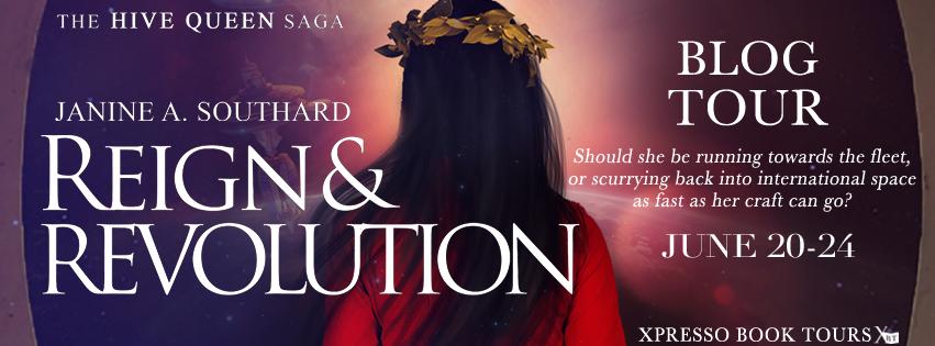 Reign & Revolution - Tour Banner