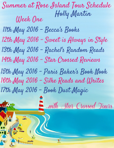 Summer at Rose Island - Tour Dates 1