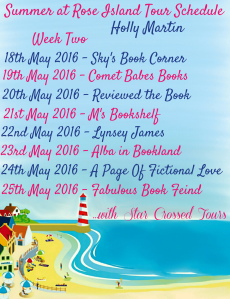 Summer at Rose Island - Tour Dates 2