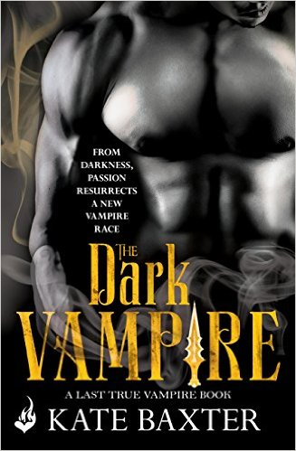 Blog Tour: Guest Post: The Dark Vampire by Kate Baxter