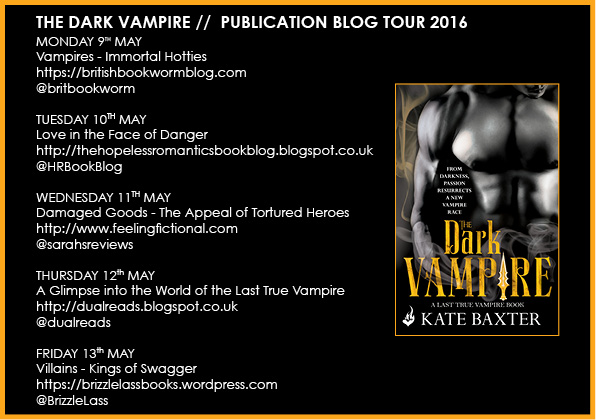The Dark Vampire - Tour Banner