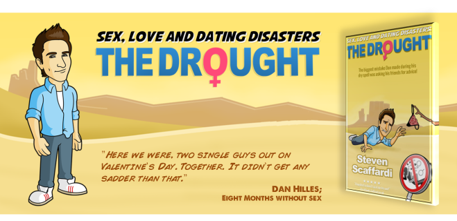 The Drought - Book Banner