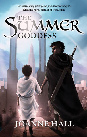 #Review: The Summer Goddess by Joanne Hall @hierath77@Kristell_Ink