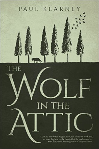 The Wolf In The Attic - Paul Kearney