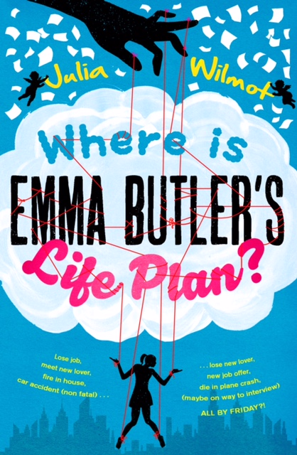 Where Is Emma Butlers Life Plan - Julia Wilmot