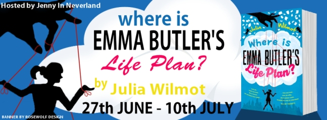 Where Is Emma Butler's Life Plan - Tour Banner