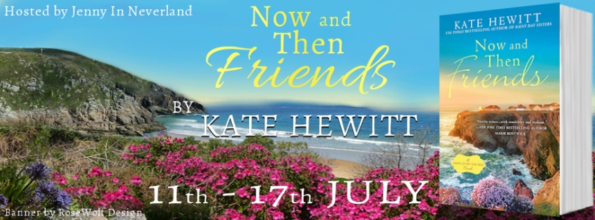 Now And Then Friends - Tour Banner