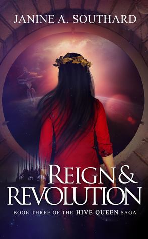 Blog Tour: Guest Post: Reign & Revolution by Janine A. Southard