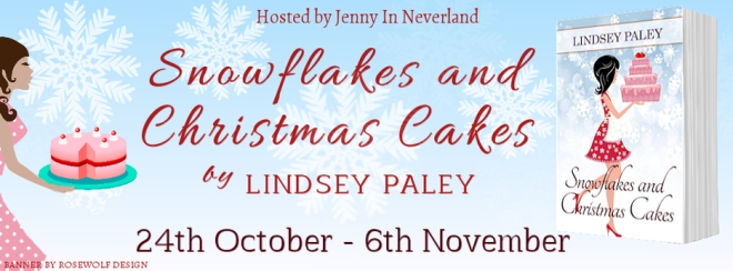Snowflakes and Christmas Cakes - Tour Banner
