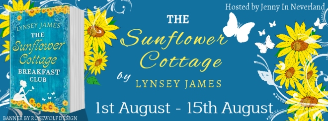 The Sunflower Cottage Breakfast Club - Tour Banner