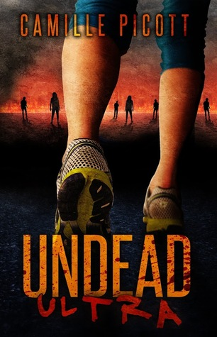 Blog Tour: Interview: Undead Ultra by Camille Picott