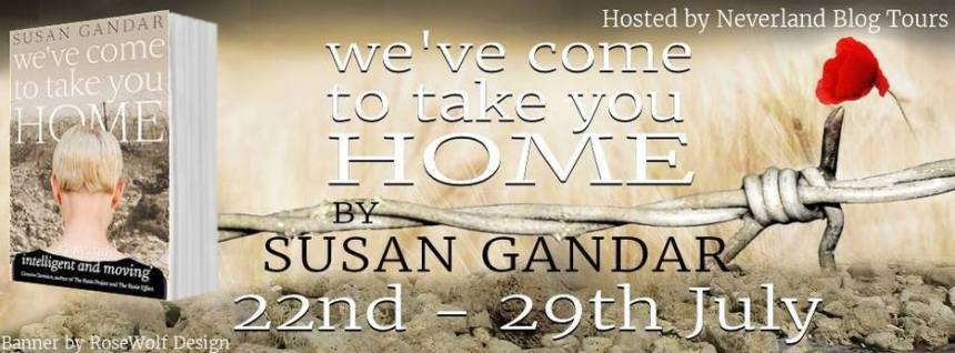 We've Come To Take you Home - Tour Banner