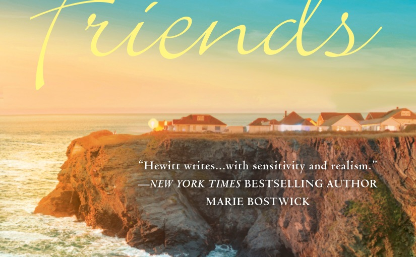 Blog Tour: Review: Now and Then Friends by KateHewitt