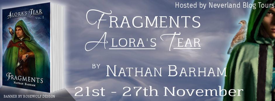 Alora's Tear by Nathan Barham