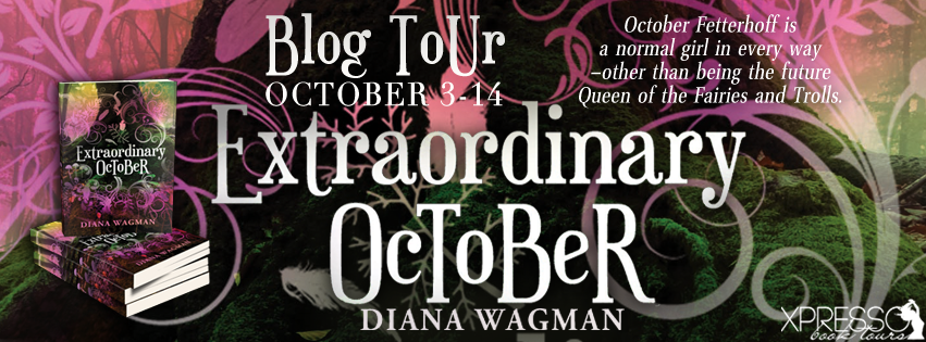 Extraordinary October - Tour Banner
