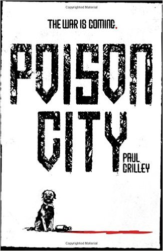 #BlogTour: #Review & #Feature: Poison City by Paul Crilley @paulcrilley @HodderBooks
