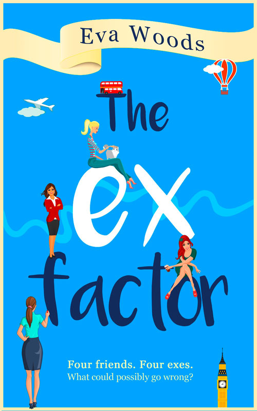 The Ex Factor - Eva Woods