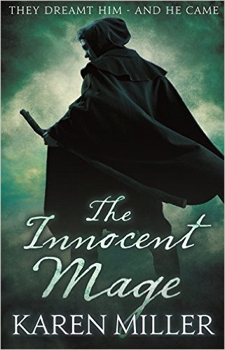 the-innocent-mage-karen-miller