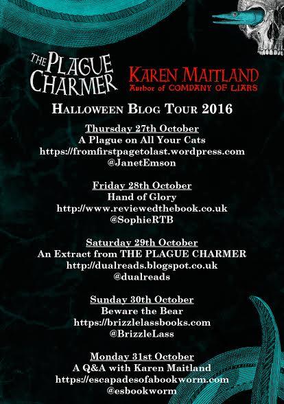 the-plague-charmer-tour-schedule