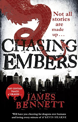 #Review: Chasing Embers by James Bennett @Benjurigan@orbitbooks