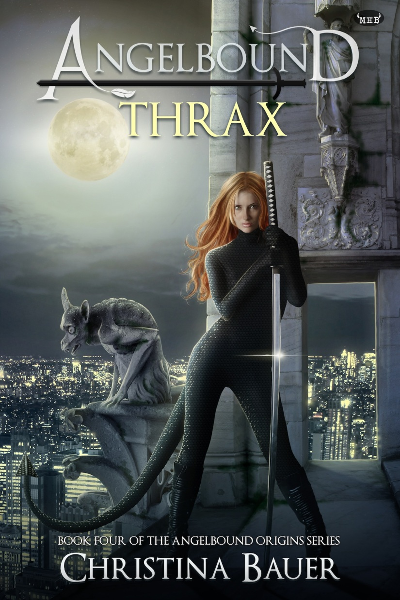 #BlogTour: Thrax by Christina Bauer @CB_Bauer @MyMonsterHouse @XpressoTours #Interview #Giveaway