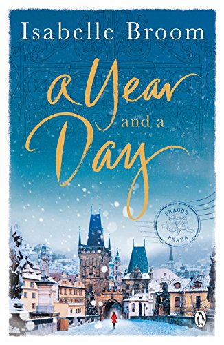 #Review: A Year and a Day by Isabelle Broom #Giveaway @Isabelle_Broom@MichaelJBooks