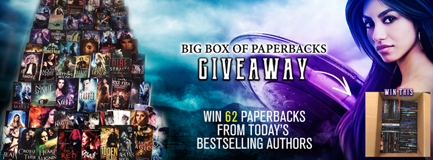 Book Blitz: #PNR and #UF Giveaway Party