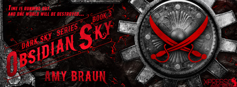 Cover Reveal: Obsidian Sky by Amy Braun @amybraunauthor
