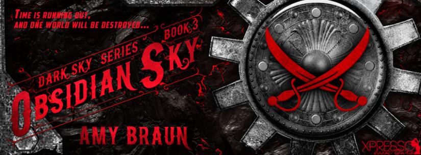 Cover Reveal: Obsidian Sky by Amy Braun@amybraunauthor