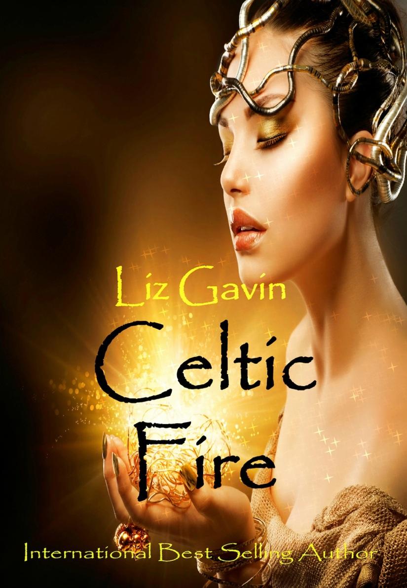 #BlogTour: Celtic Fire by Liz Gavin @LizGavin_author @XpressoTours #Review#Giveaway