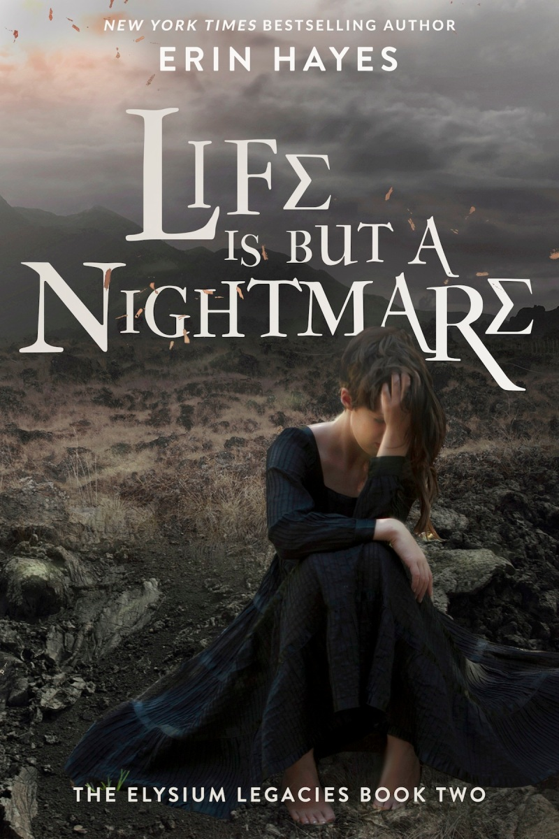#BookBlitz: Life is but a Nightmare by Erin Hayes @erinhayes5399 @XpressoTours