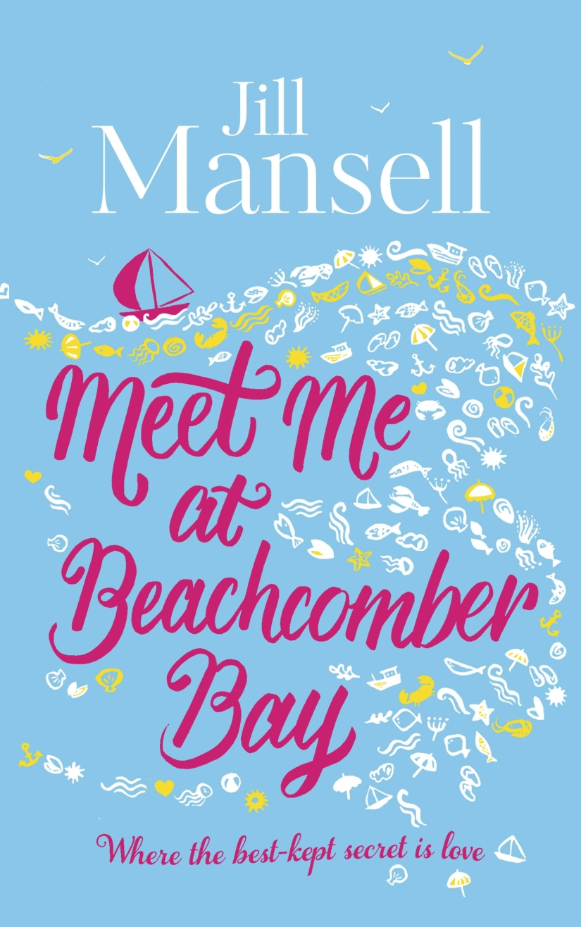 #BlogTour Meet Me at Beachcomber Bay by Jill Mansell @JillMansell @headlinepg #BeachcomberBay
