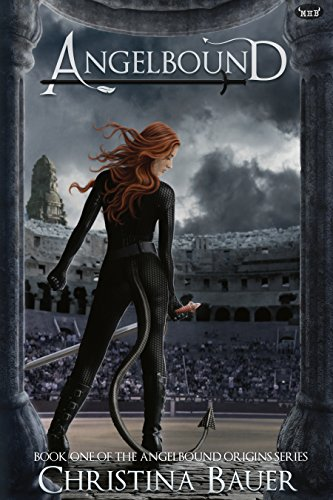 #BlogTour: Angelbound by Christina Bauer @CB_Bauer @MyMonsterHouse @XpressoTours #GuestPost #Giveaway