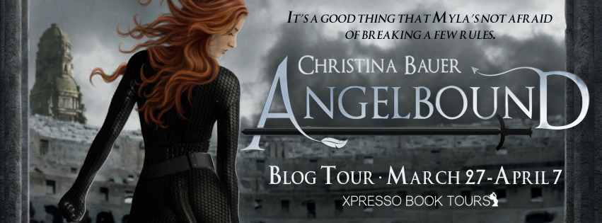 Angelbound by Christina Bauer