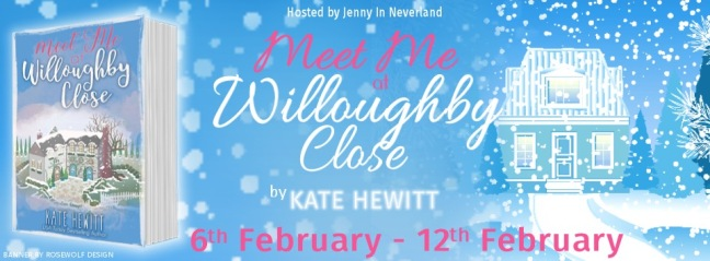 Meet Me at Willoughby Close - Tour Banner