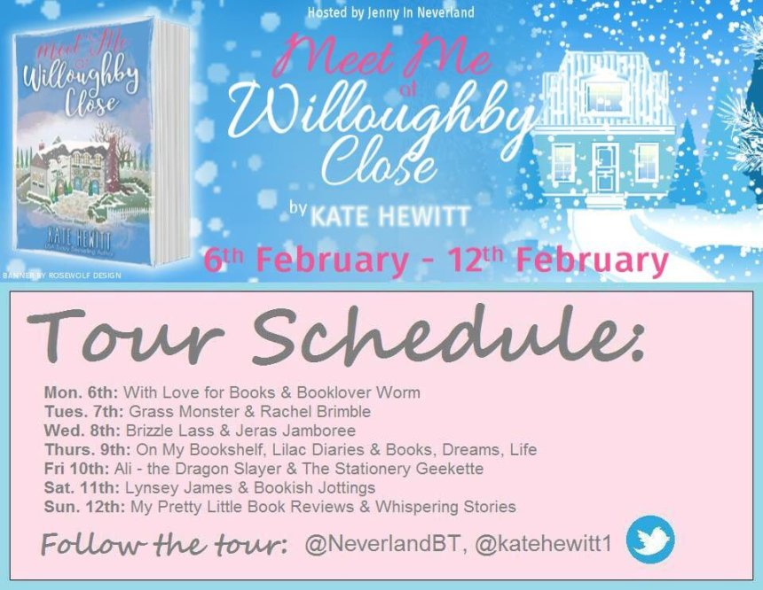 Meet Me at Willoughby Close - Tour Schedule