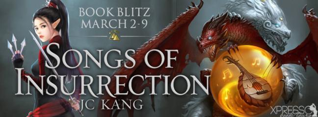 Songs of Insurrection - Blitz Banner