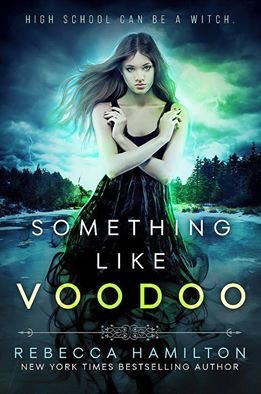 #BookBlitz: Something Like Voodoo by Rebecca Hamilton @InkMuse @XpressoTours #Giveaway