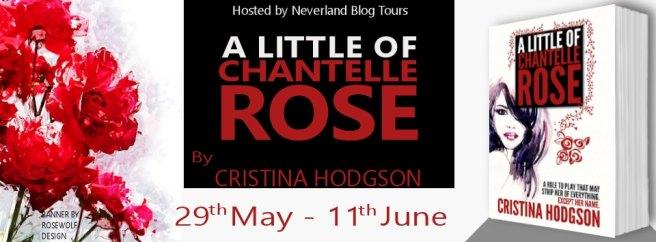 A Little of Chantelle Rose - Tour Banner