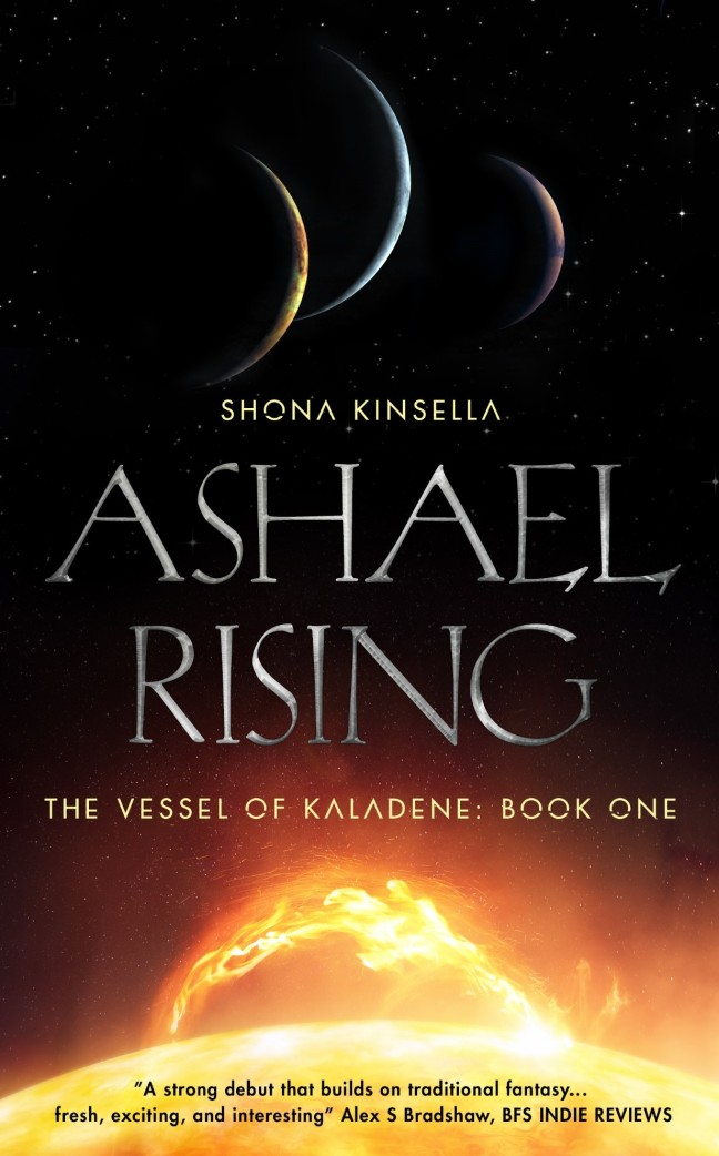Ashael Rising - Shona Kinsella