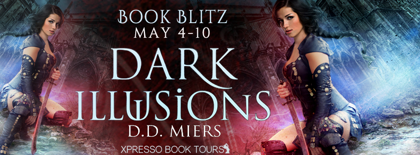 Dark Illusions by D.D. Miers