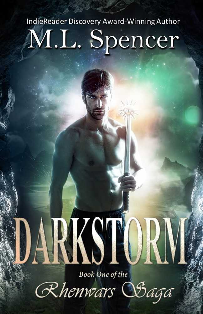Darkstorm - M.L. Spencer