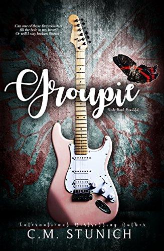 #BlogTour: Groupie  by C.M. Stunich @CMStunich @XpressoTours #Review#Giveaway