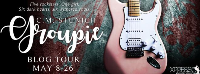Groupie - Tour Banner