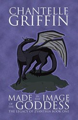 Made In The Image of the Goddess - Chantelle Griffin