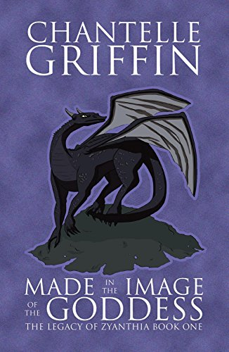 Most Popular Reviews 2017: Made in the Image of the Goddess by Chantelle Griffin @Legacy_Zyanthia