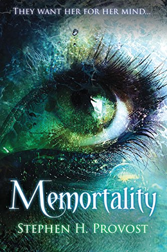 #BlogTour: Memortality by Stephen H. Provost @sproauthor @XpressoTours #Review #Giveaway