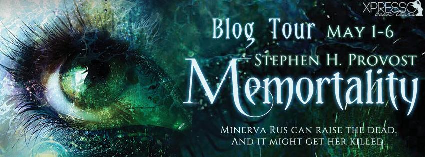Memortality - Tour Banner